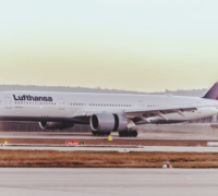 Lufthanse hrozí vysoká pokuta za nepovolené lety do USA