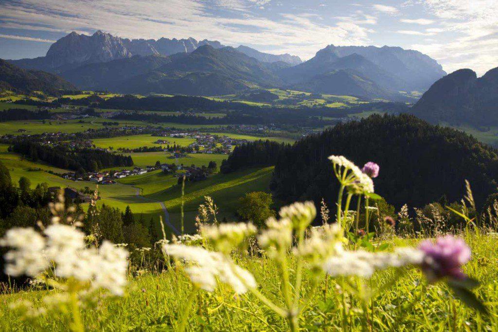 Putování k nejkrásnějším chatám v tyrolském pohoří Kaisergebirge