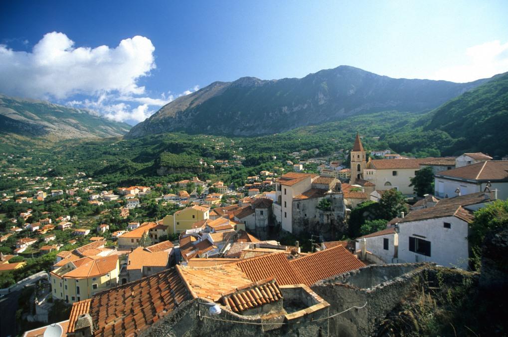 Foto: Basilicata, archiv regionu