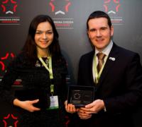 Managing Director Roman Muška a Tzveta Morawski Kambourova, Foto: PCB