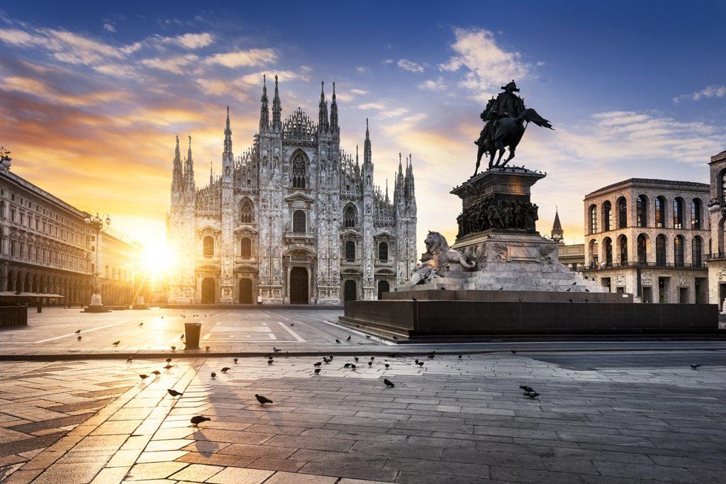 Miláno, Foto: Shutterstock