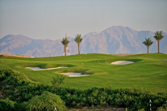 Muscat Hills 7th Hole