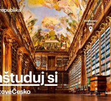 """""""Naštuduj si #světovéČesko"""" vyzývá kampaň CzechTourism na Slovensku"""