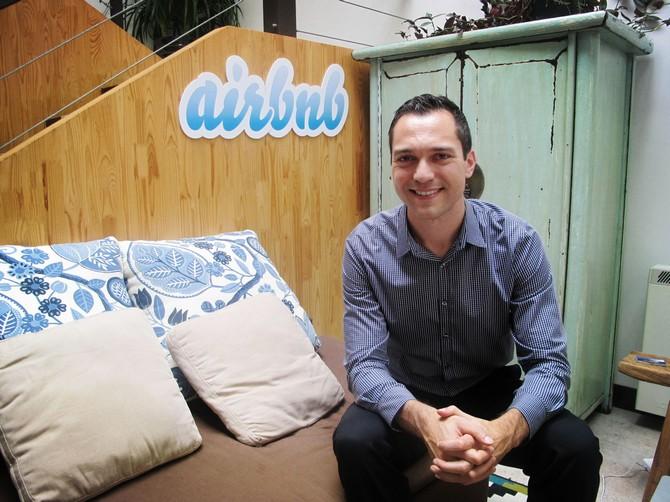 Natahn Blecharczyk Foto: airbnb.com