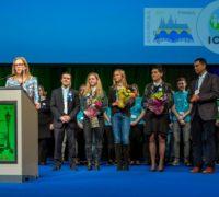 Nina Freysen-Pretorius , prezidentka ICCA a hostitelský tým. Foto: ICCA