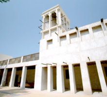 Den třetí – výlet do historie Ras Al Khaimah