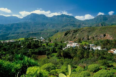 Paisaje de Santa Lucia Foto: www.grancanaria.com