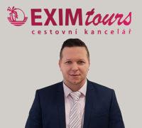 EXIM TOURS má nového Business directora a tiskového mluvčího