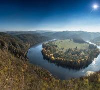 Lodě na vltavské vodě a Festival vodní turistiky