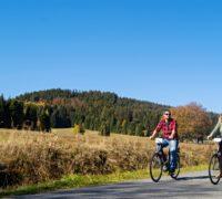 Vltavská cesta provede cykloturisty od pramenů řeky až do Mělníka