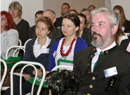 Pozorní účastníci konference. Foto: Archiv konference