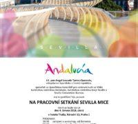 Přijďte na pracovní setkání Sevilla MICE!
