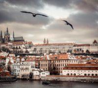 Pražský hrad loni navštívilo 2377 600 turistů, o 13,2 % více než v roce 2016. Foto: CzechTourism
