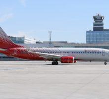 Rossiya Airlines navýší od března 2020 počty letů z Prahy do Petrohradu