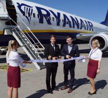 Ryanair zahájil provoz linek zPrahy do Pafosu a Košic