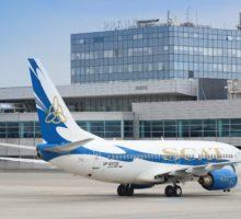 Společnost SCAT Airlines navyšuje počet letů do Prahy