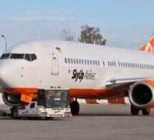 SkyUp Airlines: nová přímá linka zPrahy do Záporoží na jihovýchodě Ukrajiny
