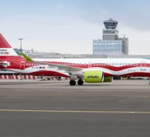 Společnost airBaltic obnoví v červenci lety z Prahy do Rigy