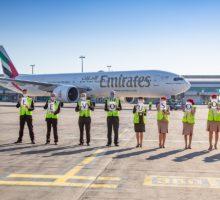 Emirates vypravila poslední lety, posádka se ale neloučí navždy