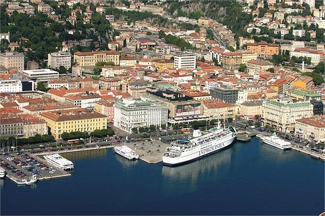 Rijeka, Foto: archiv města