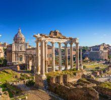 Římská hrobka možná místem Romulova posledního odpočinku