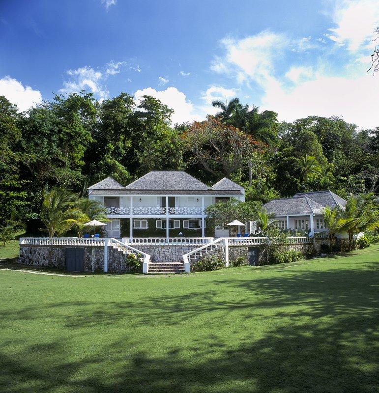 Jamajský Round Hill Hotel & Villas v TOP 10
