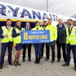 Nová linka společnosti Ryanair z Prahy do Eindhovenu startuje
