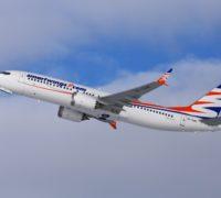 Smartwings má ve flotile již sedmý nový Boeing 737 MAX 8