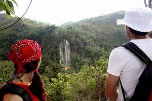 Salto El LImón, Foto: Národní turistický úřad Dominikánské republiky