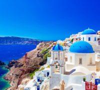 Řecký ostrov Santorini omezí příliv turistů