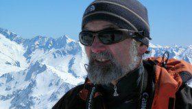 Ladislav Jirásko v Alpách Foto: Archiv pana Jirásko