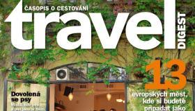 Vyšel časopis Travel Digest, nově i na Publero.com