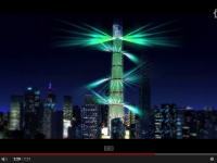Shangai Tower: Druhá nejvyšší budova světa