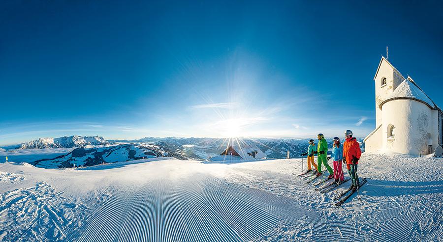 9x SkiWelt Wilder Kaiser – Brixental