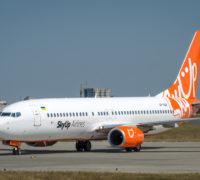 Od října do Charkova a Lvova se SkyUp Airlines