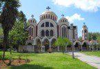 Bazilika sv. Cyrila a Metoděje v Soluni. Zdroj: www.ccrvm.cz