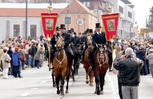 Srbské velikonoční procesí, Foto: André Wucht