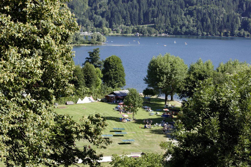Hotel Post Doebriach am Millstaettersee in Kaernten Foto: Archiv hotelu