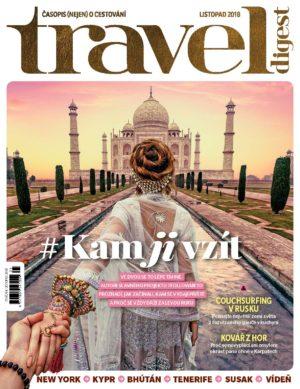 Travel Digest, časopis o stylu, kráse, světě a cestování