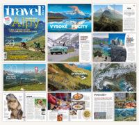 S novým Travel Digestem zažijete fenomén Alpy