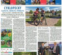 """Východní Čechy: Turistické noviny v novém """"kabátě"""""""