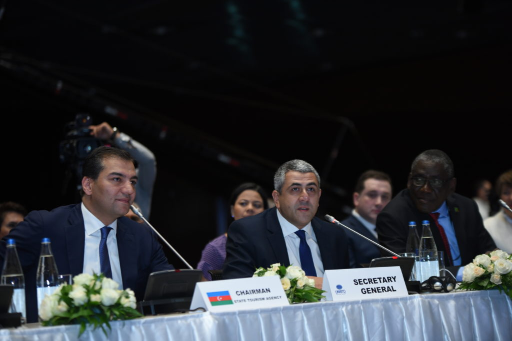 Tourism: A Global Force For Growth And Development – UNWTO Executive Council meets in Baku