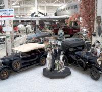 Automobilová a technická muzea v Sinsheimu a Speyeru: z podmořského světa až do vesmíru