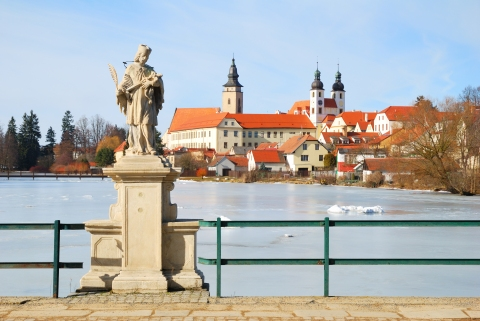 Ilustrační foto, Telč Zdroj: Shutterstock.com