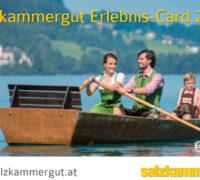 Karta plná výhod – Salzkammergut Erlebnis Card