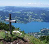 Horolezecká vesnička Steinbach am Attersee