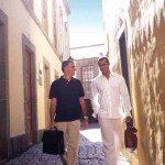Obchodní turistika na ostrově Gran Canaria