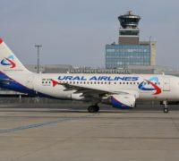 Ural Airlines navyšuje počet letů na lince do Jekatěrinburgu