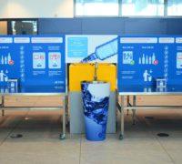 Plasty už neletí – Letiště Praha chce omezovat jednorázové plasty