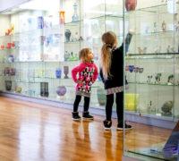 Víkend Křišťálového údolí v muzeu
